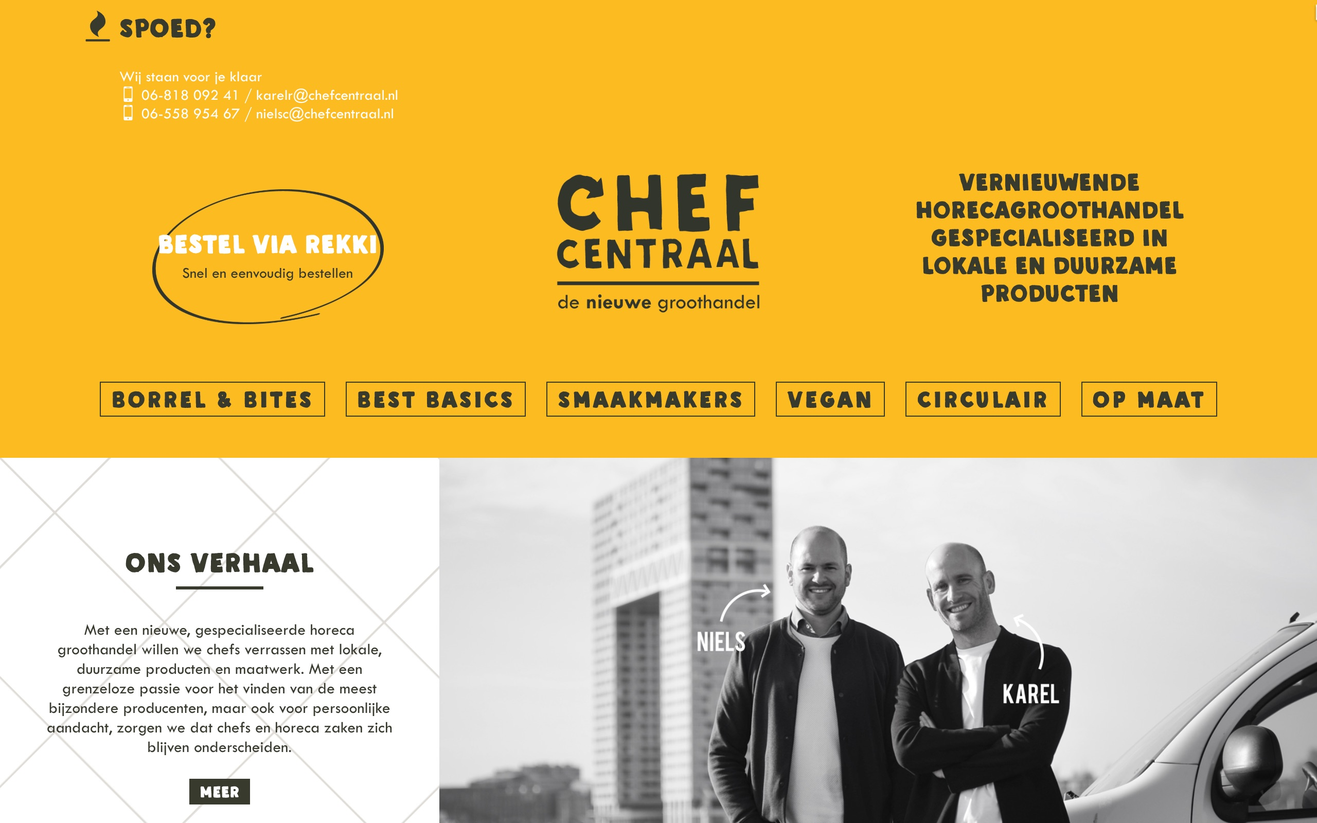Chef's Centraal
