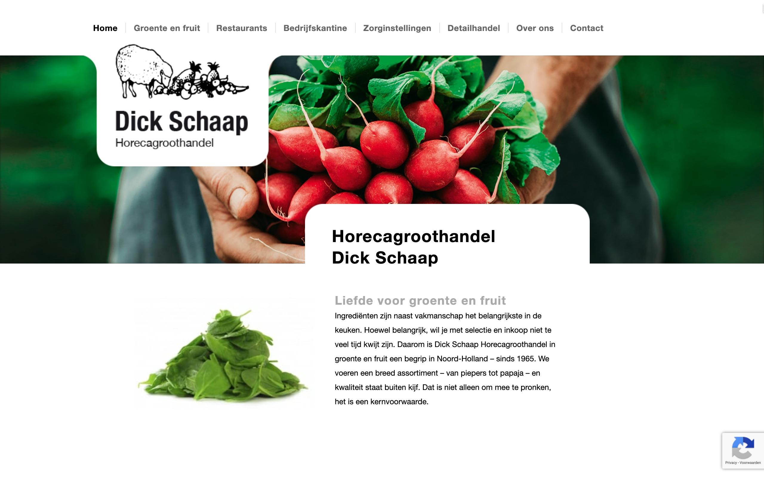 Dick Schaap Horeca Groothandel