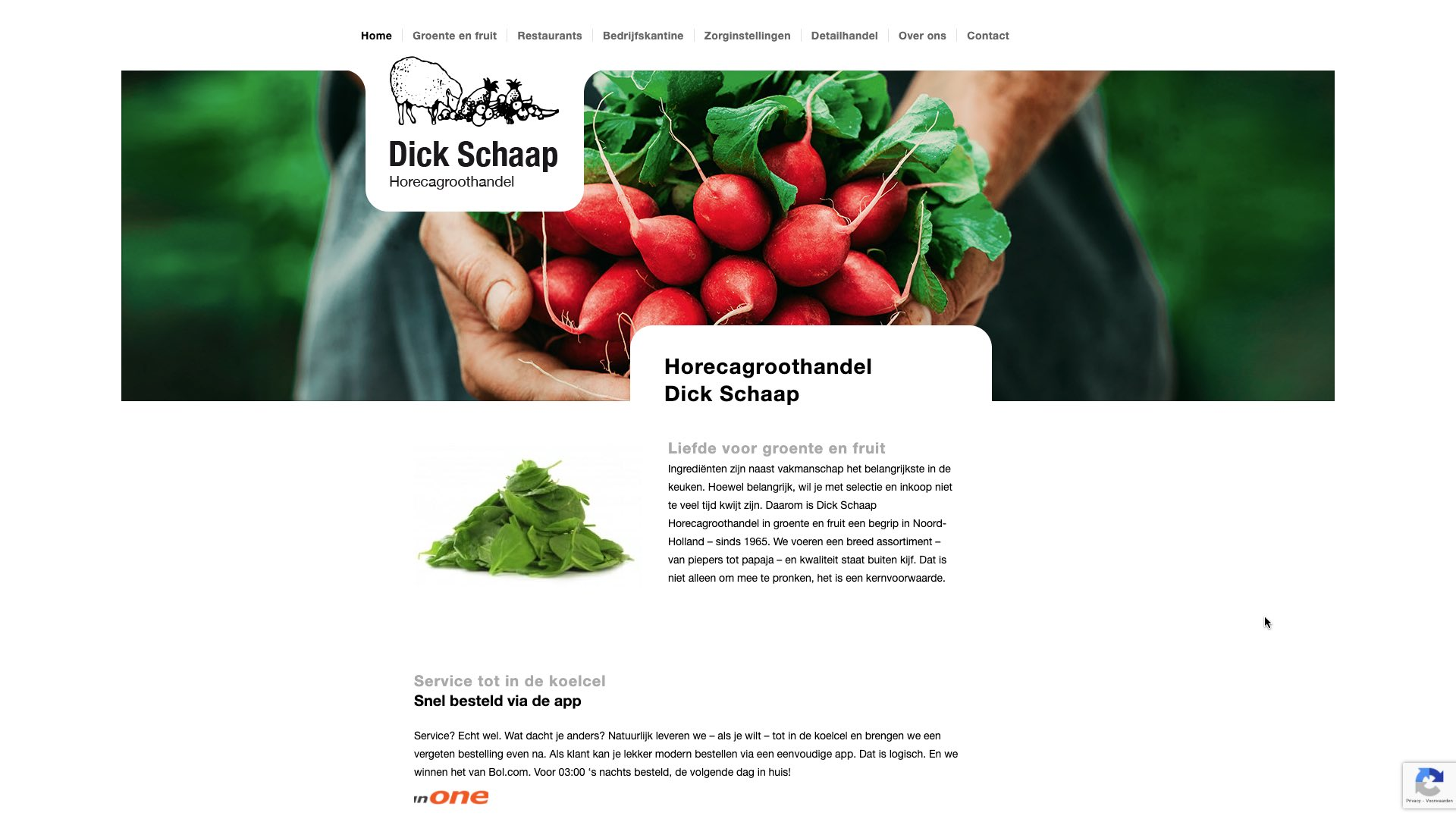 Dick Schaap Horecagroothandel
