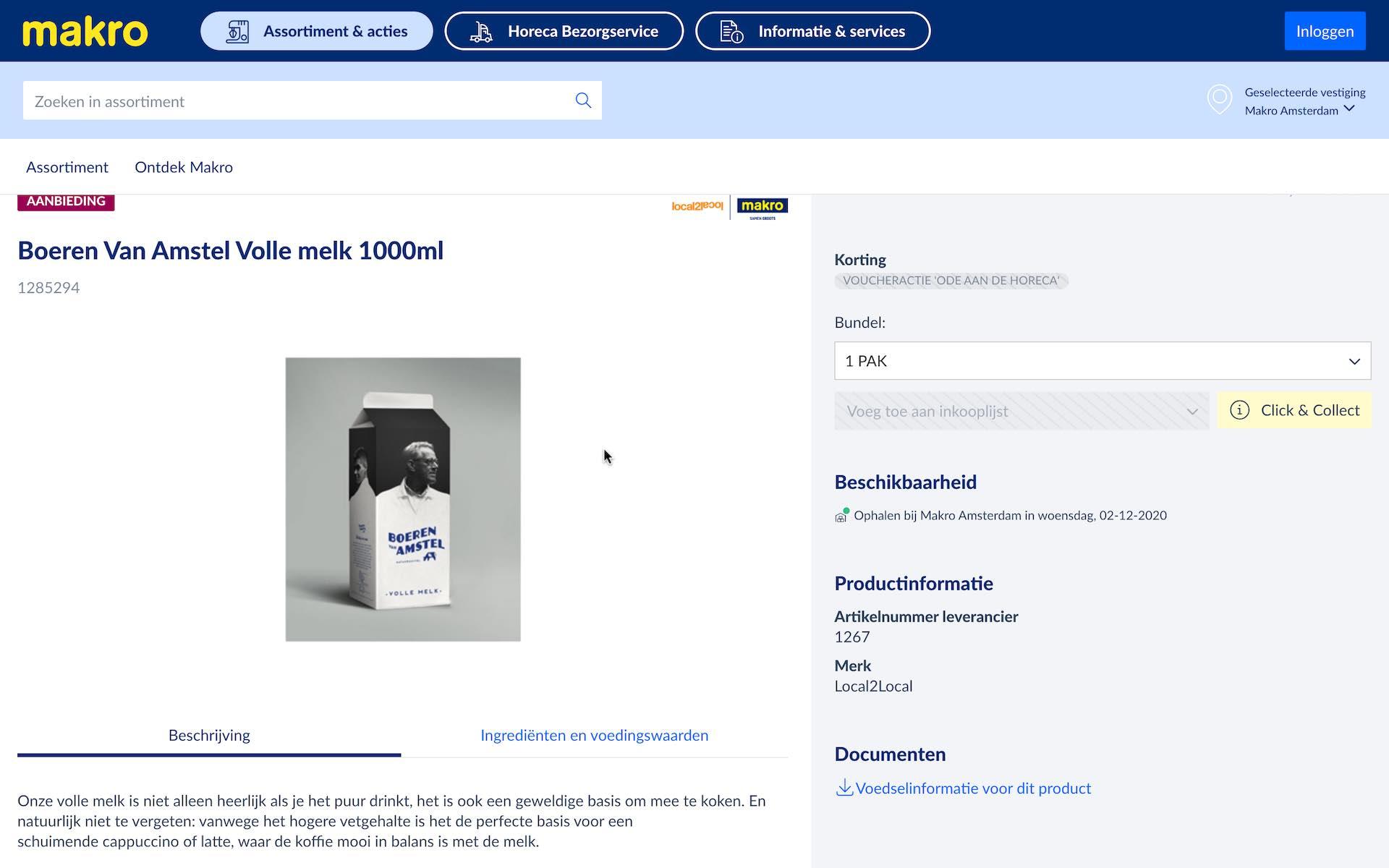Makro Nederland