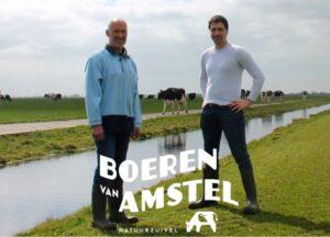 Boeren van Amstel Bas en Gerard Timmer