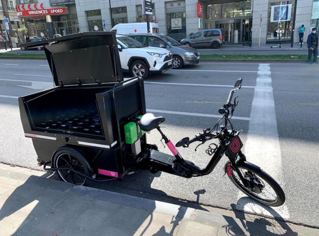 dockr mobiliteit stad